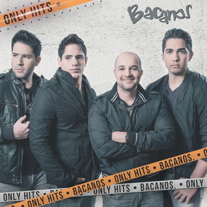 Bacanos -Album Only Hits - PRODUCER - MIXES: Te doy mi amor, sin querer