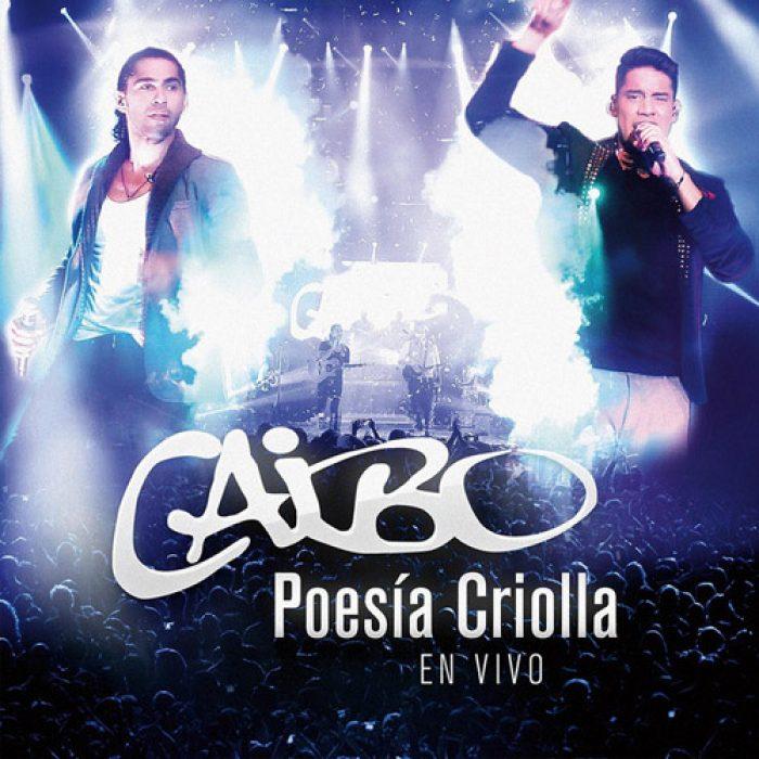 Caibo - Album Poesia Criolla en Vivo - RECORDING - MIX - MASTERED DVD