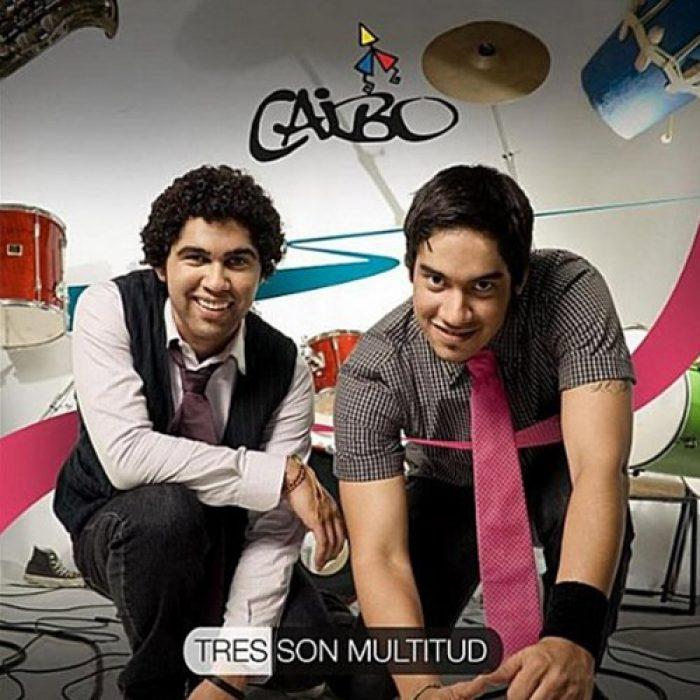 Caibo album Tres Son Multitud - MIX - MASTERED