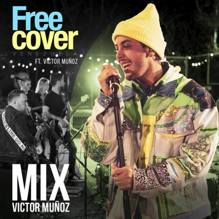 Free Cover Victor Muñoz - MIX - MASTERED
