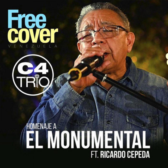 Free Cover homenaje al monumental Ricardo Cepeda - MIX - MASTERED
