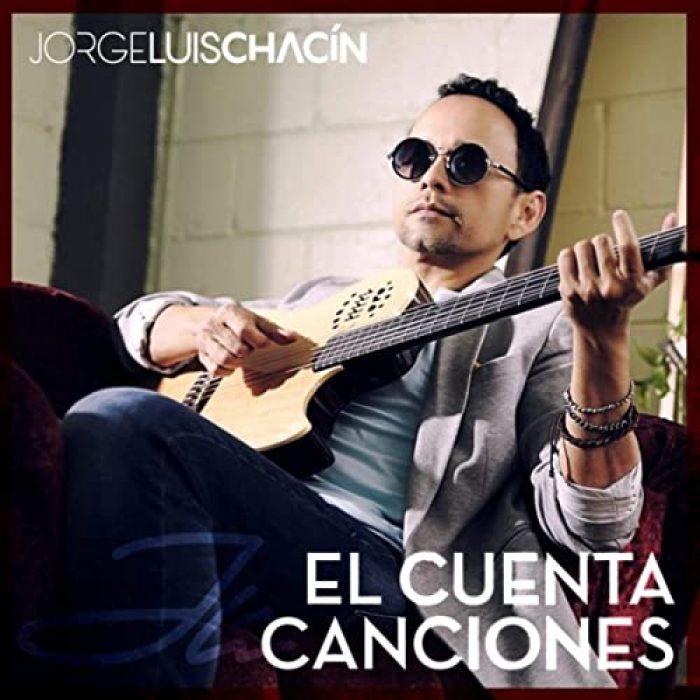 Jorge Luis Chacín - Album el cuenta canciones - Grabación - Mezcla y Masterización