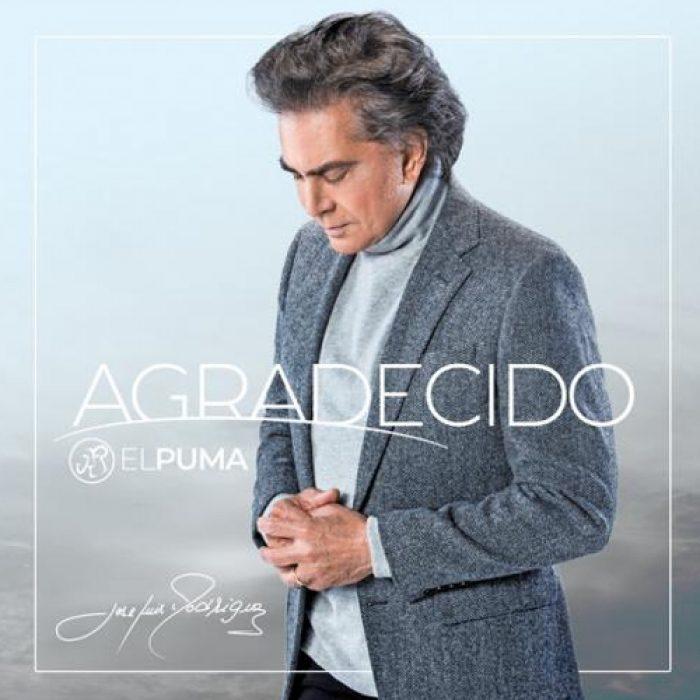 Jose Luis Rodriguez -El Puma- Album Agradecido - RECORDING