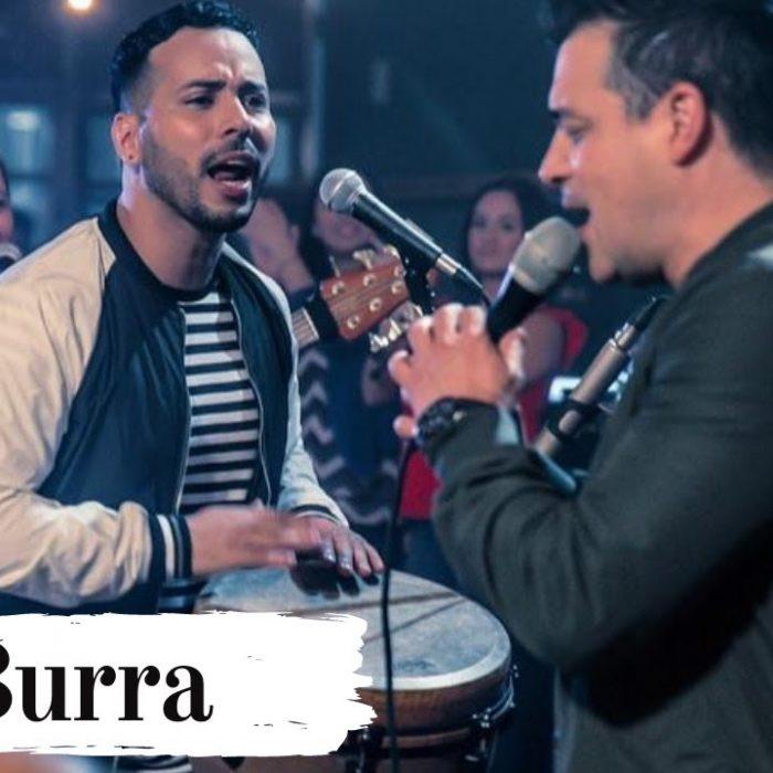 Tamborito - Kaky Ramos ft Pollo Brito - Single La Burra - MASTERED