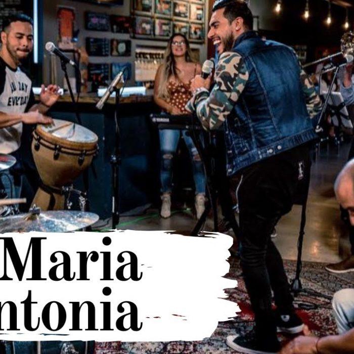 Tamborito - Kaky Ramos ft Ronald Borjas - Single Maria Antonia - MASTERED