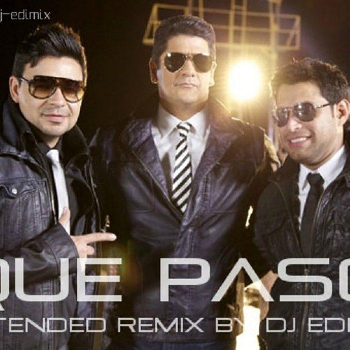 Los Aviadores ft Eddy Herrera - Single Qué Pasó - Bass player - RECORDING - MIX - MASTERED