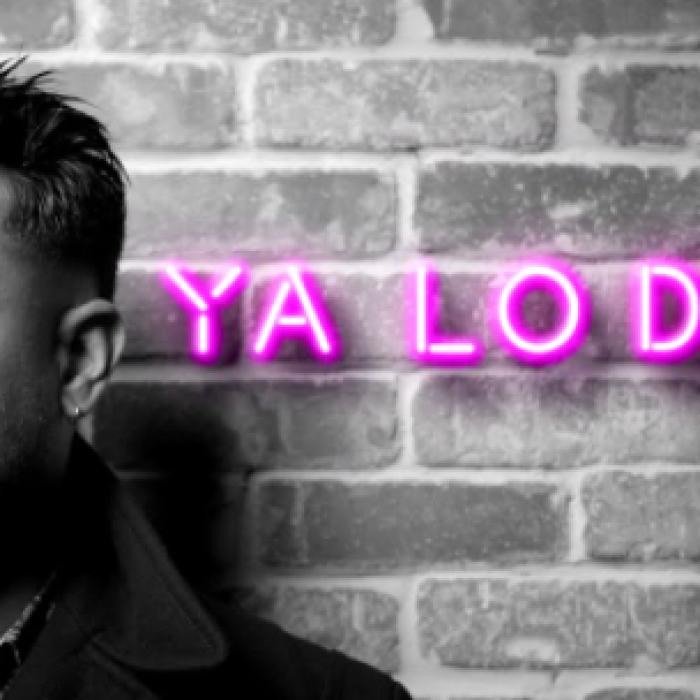 Ronald Borjas - Single Ya lo Decidí - RECORDING - MIX