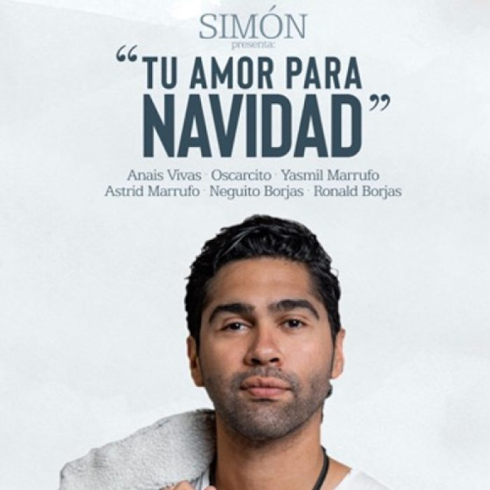 Simón Toto Ruiz - Single Tu amor para navidad - MIX - MASTERED