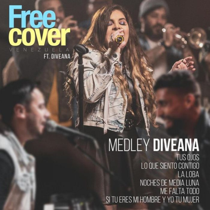 free cover Diveana Midley - MIX - MASTERED