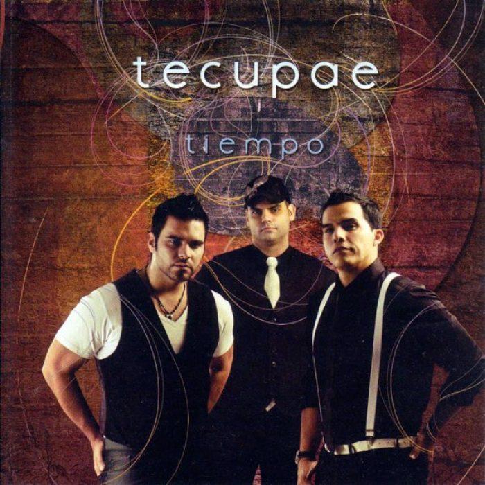 tecupae - Album Tiempo - SONG MIX: Robame un beso - ÁLBUM REMASTERED